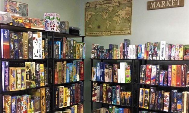 Devouring The Hobby: Can There Be Too Many Games?