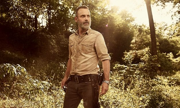 Past and Present THE WALKING DEAD Cast Pay Tribute to Andrew Lincoln