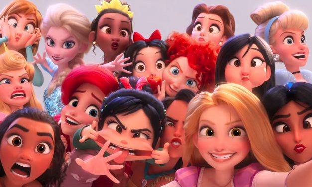 Vanellope Loves the Internet in New RALPH BREAKS THE INTERNET Trailer