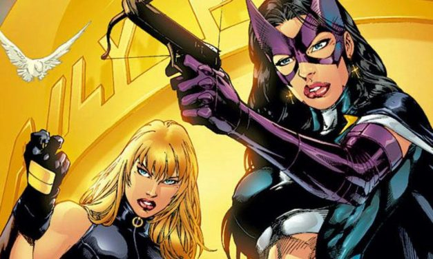 BIRDS OF PREY Casts Its Huntress and Black Canary