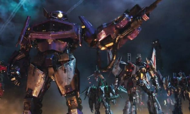 New BUMBLEBEE Trailer Reveals G1 Blasts from the Past
