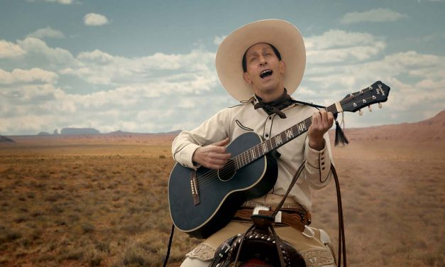 Coen Brothers' THE BALLAD OF BUSTER SCRUGGS Trailer Shoots for Laughs