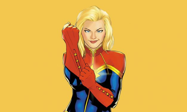 Geek Girl Authority Crush of the Week: CAROL DANVERS