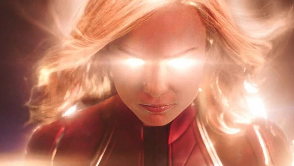 CAPTAIN MARVEL Trailer Is A Powerful Introduction to Carol Danvers