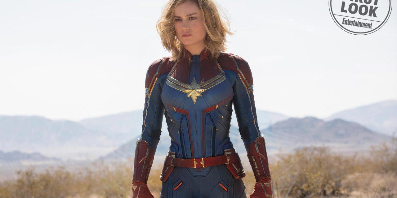 CAPTAIN MARVEL Plot Sends Carol Danvers Right Into Space