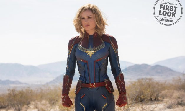 CAPTAIN MARVEL Plot Sends Carol Danvers Right Into Space