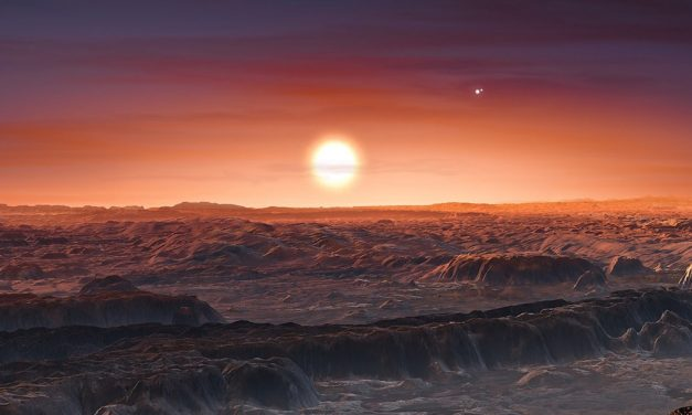 "Exoplanet Nearest Earth May Be ""Highly Habitable"""
