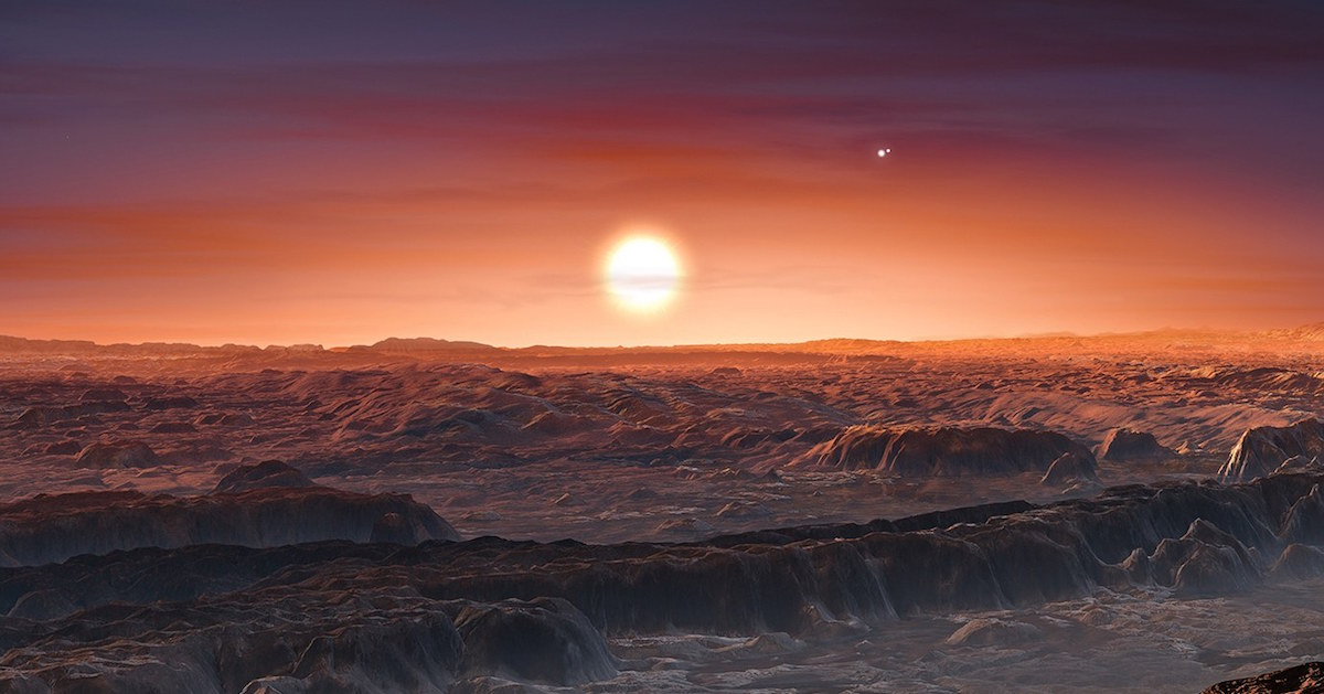 """Exoplanet Nearest Earth May Be """"Highly Habitable"""""""