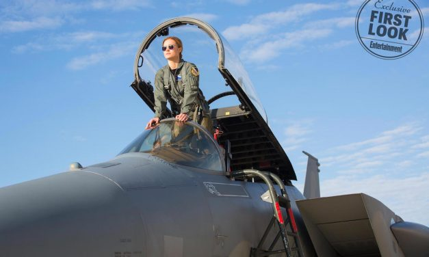 CAPTAIN MARVEL: New Images Show the Good, the Bad and Starforce