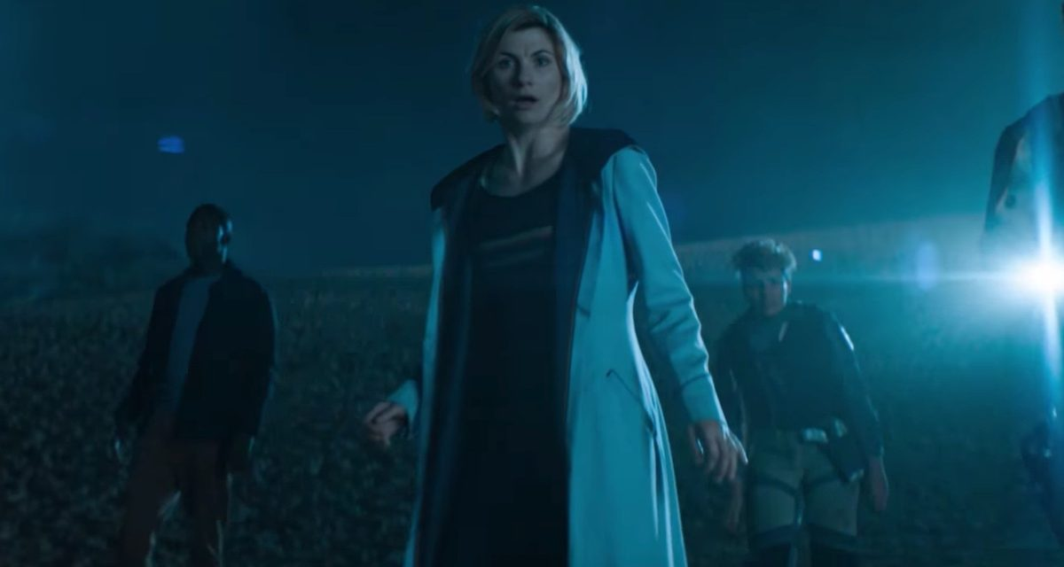 Official Full-Length DOCTOR WHO Trailer Sets a New Tone