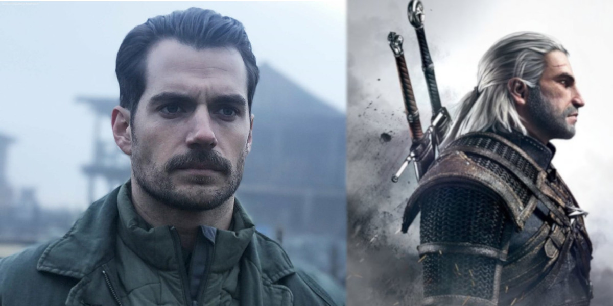 Henry Cavill Set to Star as Geralt in New THE WITCHER Series