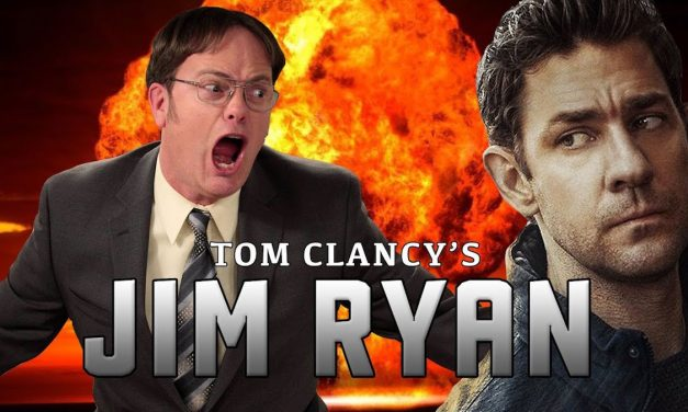 John Krasinski Faces Trouble at THE OFFICE in Hilarious TOM CLANCY'S JIM RYAN