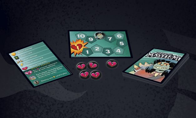 DUNGEON MAYHEM: A New Card Game From Wizards of the Coast