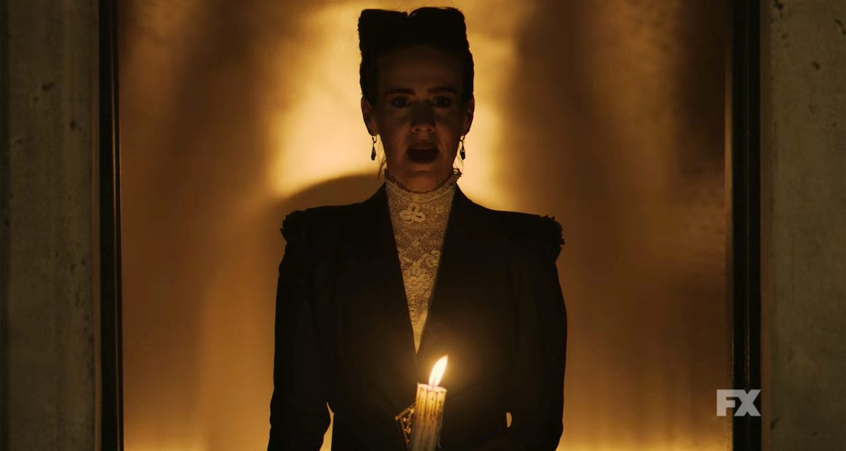 """AMERICAN HORROR STORY: APOCALYPSE Trailer Warns """"It's Our World Now"""""""