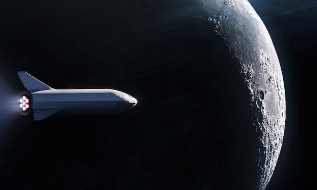 SpaceX Has Its First Private Passenger to the Moon