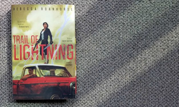 Book Review – TRAIL OF LIGHTNING