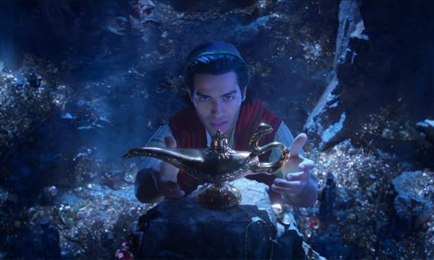 ALADDIN Teases an Epic Adventure With First Look Trailer