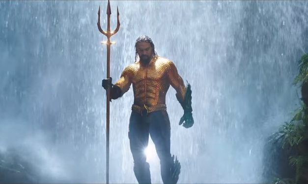 NYCC 2018: The Seven Seas Needs a Hero In The Extended Look at AQUAMAN