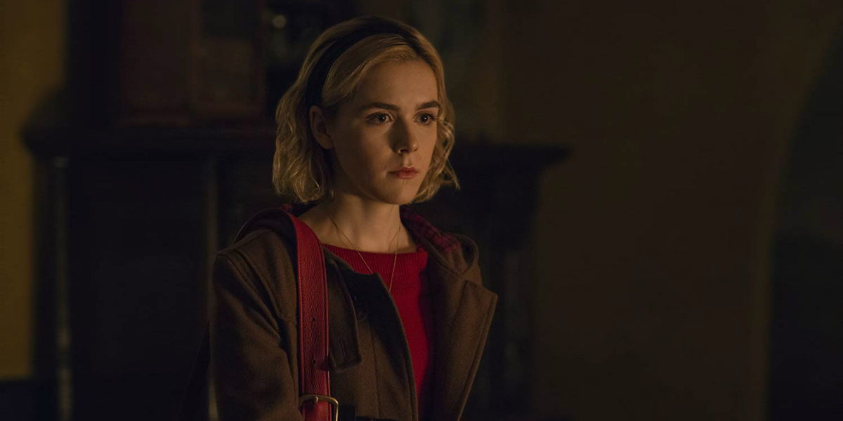 CHILLING ADVENTURES OF SABRINA Cancelled at Netflix