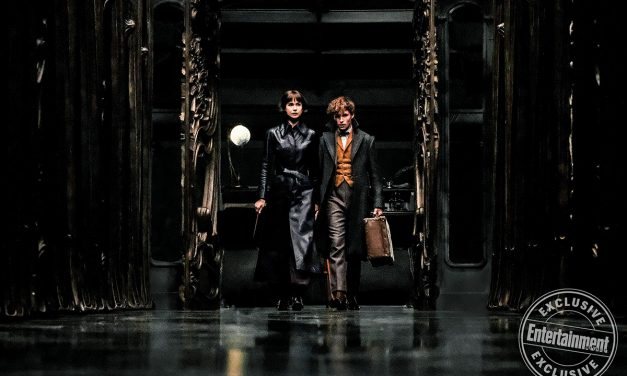 FANTASTIC BEASTS: THE CRIMES OF GRINDELWALD Photos Show Exciting Locations