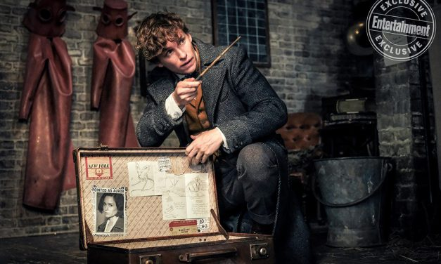 Warner Bros Sets New Release Date for FANTASTIC BEASTS 3
