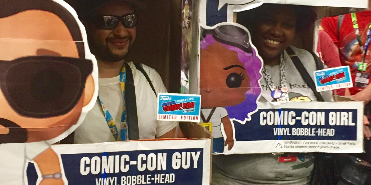 NYCC 2018 Overview and Photos