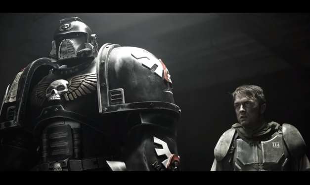 Gritty Warhammer 40K Fan Film GUARDSMAN Is a Must See
