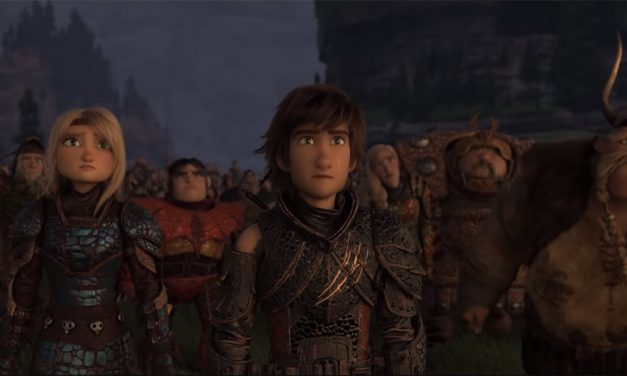 HOW TO TRAIN YOUR DRAGON: THE HIDDEN WORLD Trailer Asks Us to Follow Our Destiny