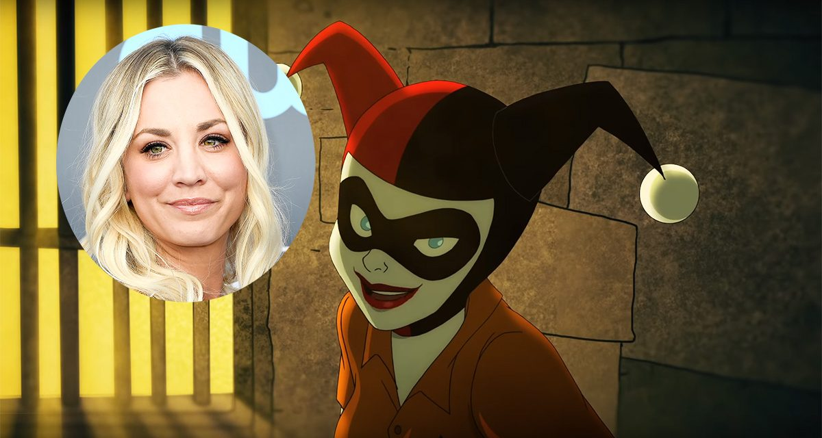 NYCC 2018: HARLEY QUINN Casts Kaley Cuoco As the Clown Princess of Crime