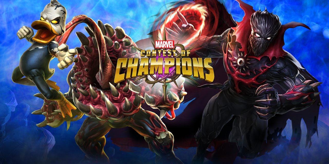 NYCC 2018: Interview with MARVEL: CONTEST OF CHAMPIONS Gabriel Frizzera