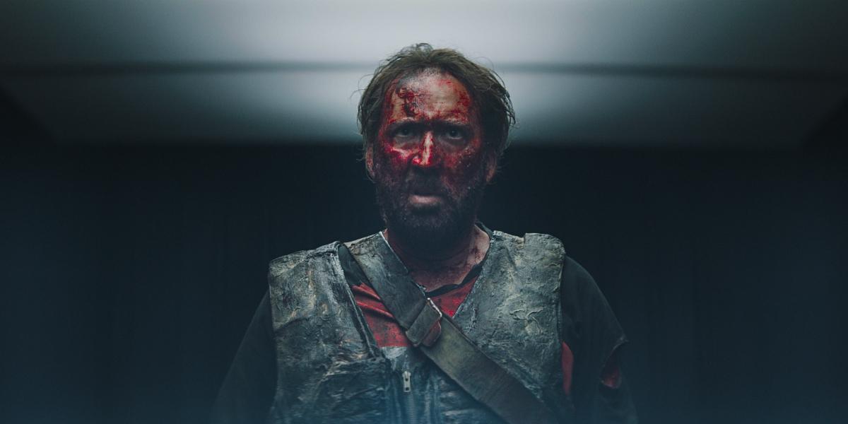 Nicholas Cage Mandy Legion M