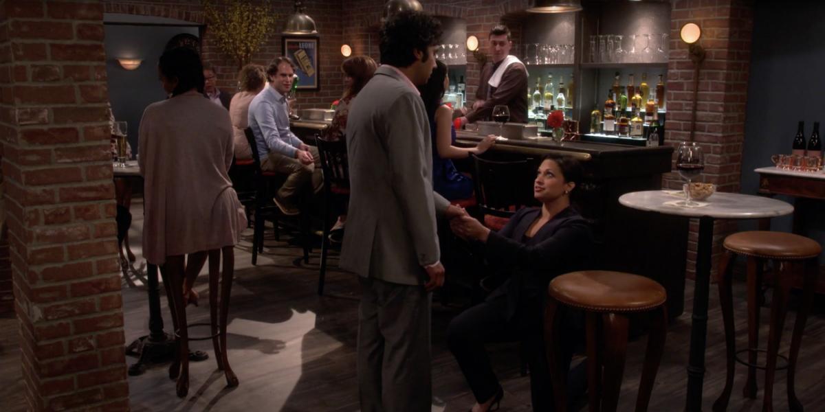 Raj Kunal Nayyar Anu Rati Gupta Big Bang Theory Procreation Calculation