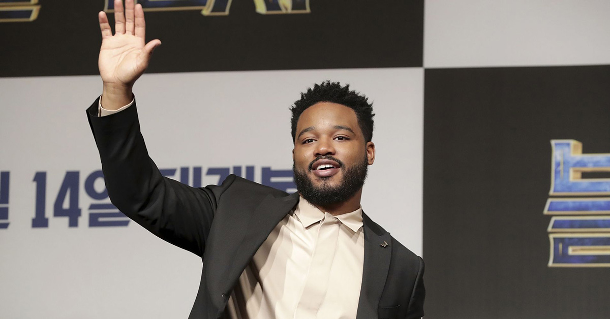 Ryan Coogler Returns as Writer and Director of BLACK PANTHER 2
