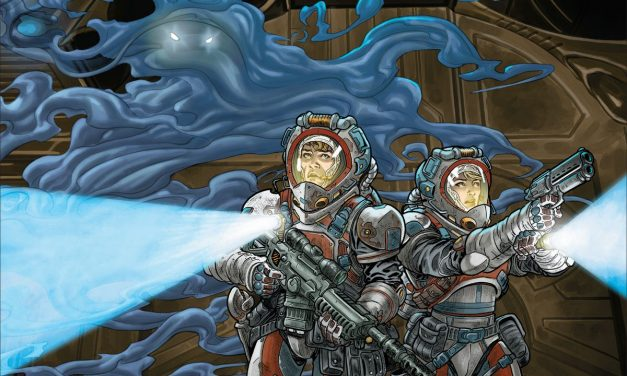 NYCC 2018: Interview with STARCRAFT: SCAVENGERS Comic Creator Jody Houser and Special Guest Andrew Robinson
