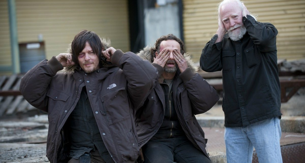 More THE WALKING DEAD Cast Tributes to Scott Wilson