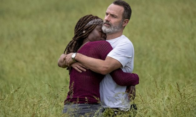 Top 8 Richonne Moments on THE WALKING DEAD with the Two Dead Chicks Podcast