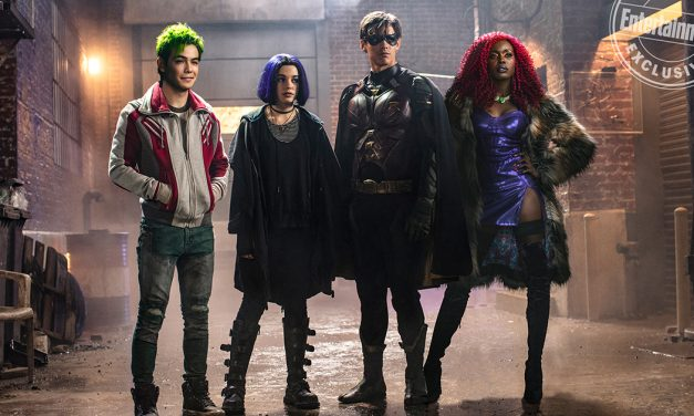 NYCC 2018: DC's TITANS Presents Final Trailer; Renewed for Season 2