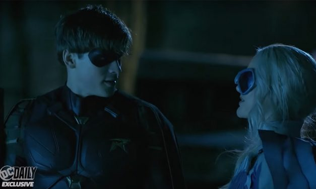 NYCC 2018: Hawk and Dove Help Robin in Brand New TITANS Clip