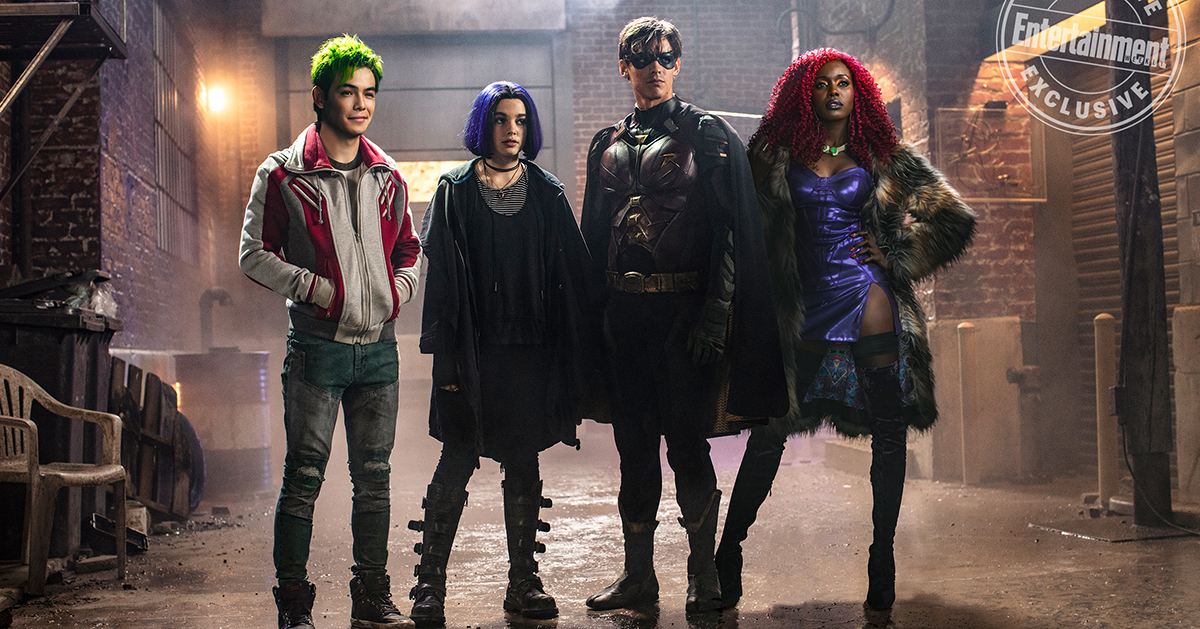 Together the TITANS Can Do More in New Trailer