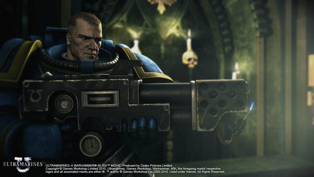 Ultramarines: A Warhammer 40K Movie (c) Codex Pictures LTD, Games Workshop