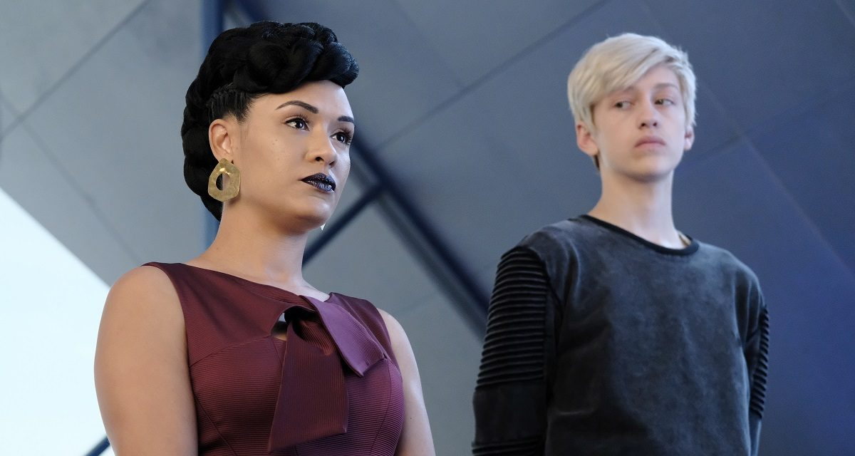 THE GIFTED Recap: (S02E03): coMplications
