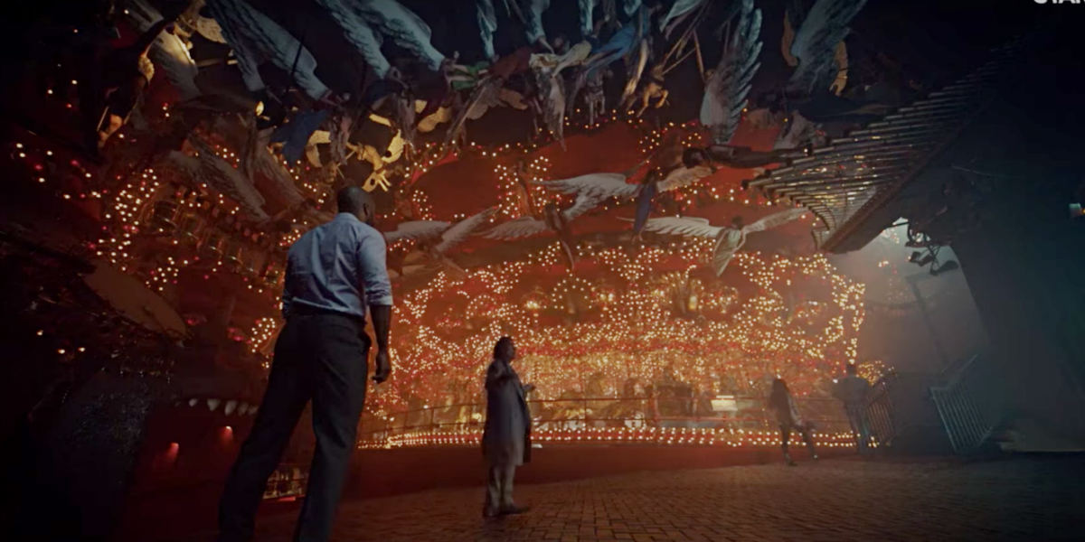 NYCC 2018: AMERICAN GODS Delivers Season 2 Trailer, Clues from Neil Gaiman