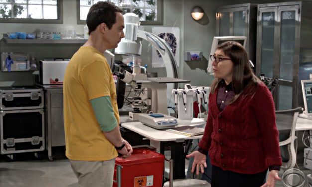 THE BIG BANG THEORY Recap: (S12E05) The Planetarium Collision