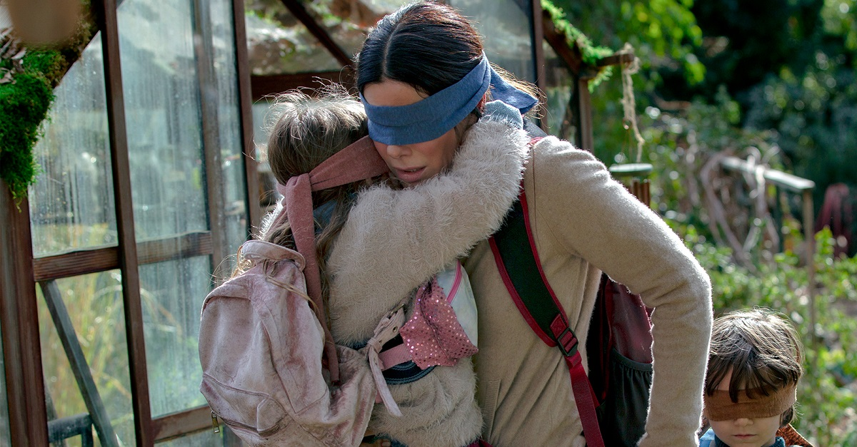 Trailer for BIRD BOX Will Make You Cover Your Eyes