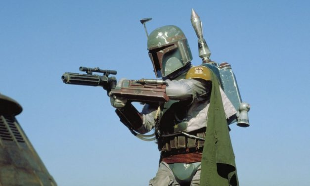 Boba Fett Movie Is Dead, Lucasfilm Focuses on THE MANDALORIAN