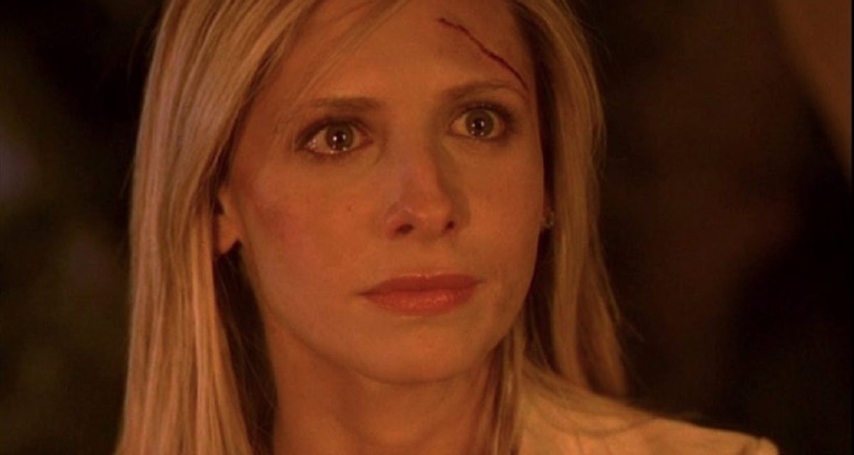 Geek Girl Authority Crush of the Week: BUFFY SUMMERS