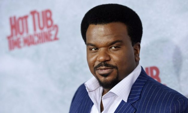 Craig Robinson Signs on for Fantasy Feature BLOOD MOON