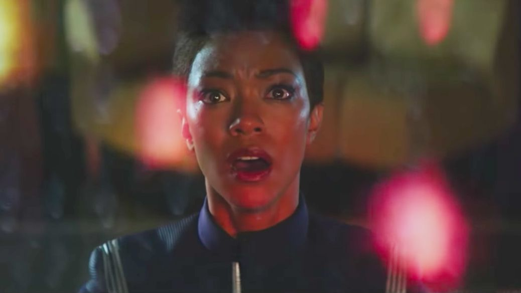 NYCC 2018: STAR TREK: DISCOVERY Season 2 Trailer Reveals Spock and Epic Quest