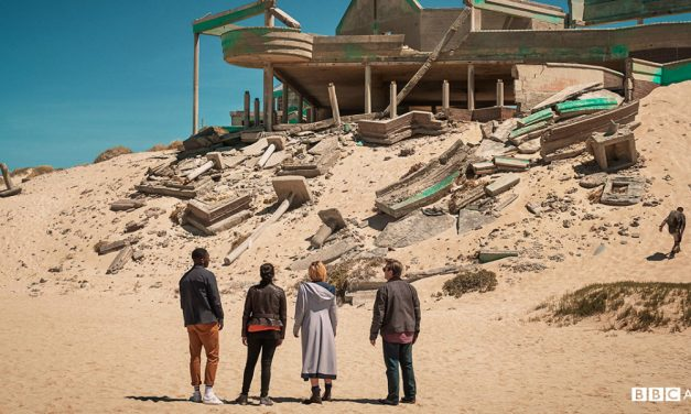 DOCTOR WHO Recap: (S11E02) The Ghost Monument