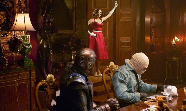 Check Out This Spooky First Look at DOOM PATROL